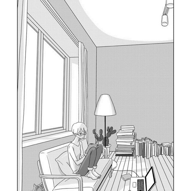 『書店員 波山個間子』4話配信