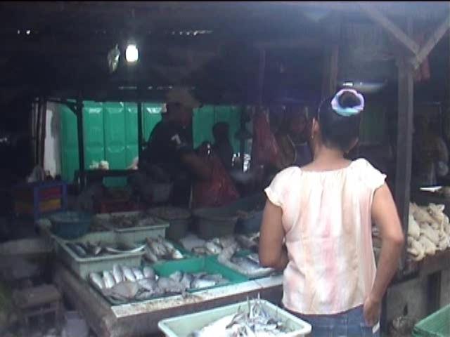 Cuaca Buruk, Harga Ikan Laut Melambung