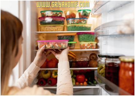 Tips dan Durasi Penyimpanan Buah Sayuran dilemari es