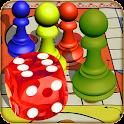 Play Real Fun Ludo Game Free icon
