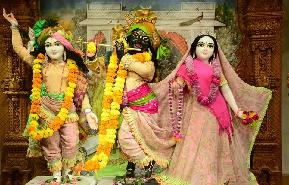 ISKCON GEV Deity Darshan 08 Jan 2017 (15)
