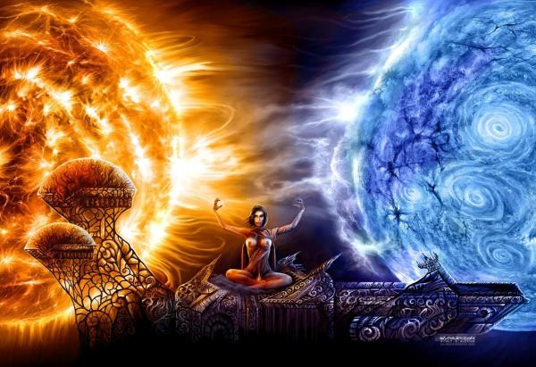 Force Of Fire And Water, Magic And Spells
