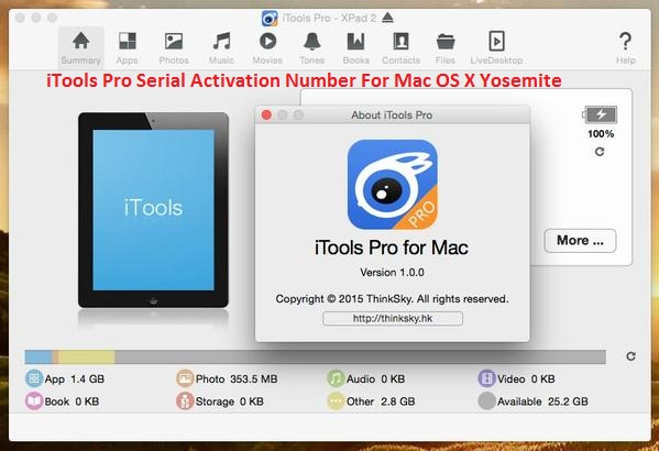 itools 2015 gratuit pour mac