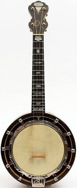 Alfred Cammeyer Ukulele Banjo Banjolele