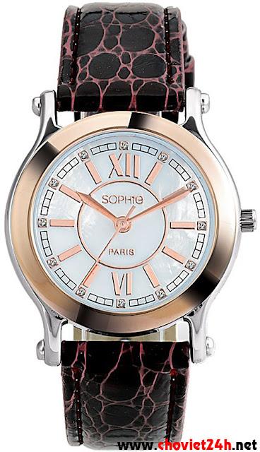 Đồng hồ nữ Sophie Paris Idonia - WPU201