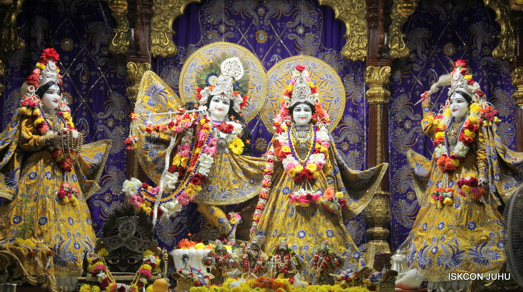 ISKCON Juhu Sringar Deity Darshan on 7th Sep 2016 (59)