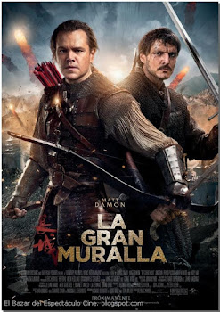 La gran muralla / The Great Wall