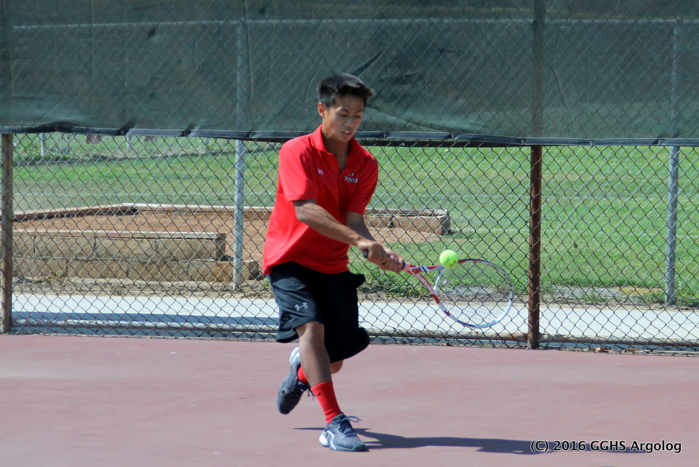 V Tennis vs Los Osos (May 11 16) (KV)