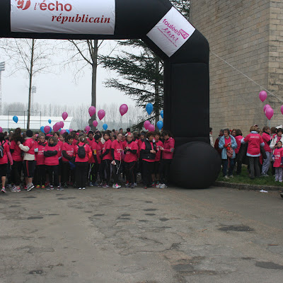 2015 03 15 Semi-marathon, 5 kms et Foulées roses
