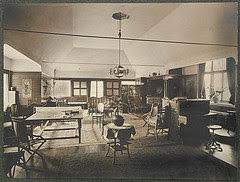 Photograph of the playroom, Ingleholme