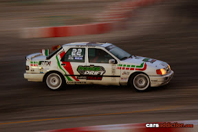 Ford Sierra drift machine