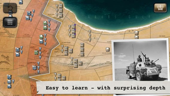 Desert Fox: The Battle of El Alameinfor