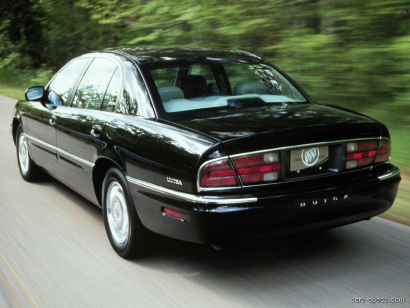 2001 Buick Park Avenue Sedan Specifications Pictures Prices