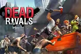 Dead Rivals – Zombie MMO v1.0.2a Full Apk Download