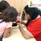 Buddy Saturday Celebration by Nursery and Jr.Kg Section, (2018-19), Witty World, Goregaon East