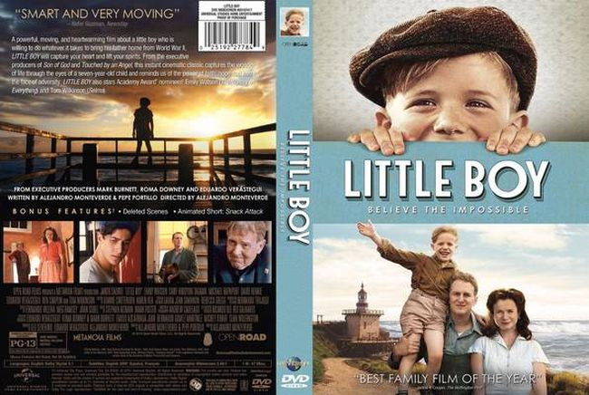Little Boy – Latino