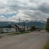 Kojomkul, près de Kekemeren (2000 m), le 30 juin 2006. Photo : B. Lalanne-Cassou