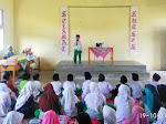 PDTA Al - Yaqin Desa  Siabu Peringati Maulid Nabi Muhammad SAW, Sekaligus Pembagian Hadiah Perlombaan