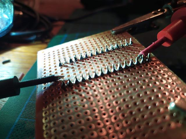 Check arduino nano connections