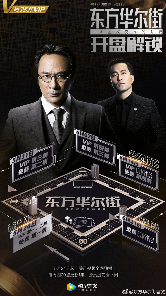 The Trading Floor Hong Kong Web Drama
