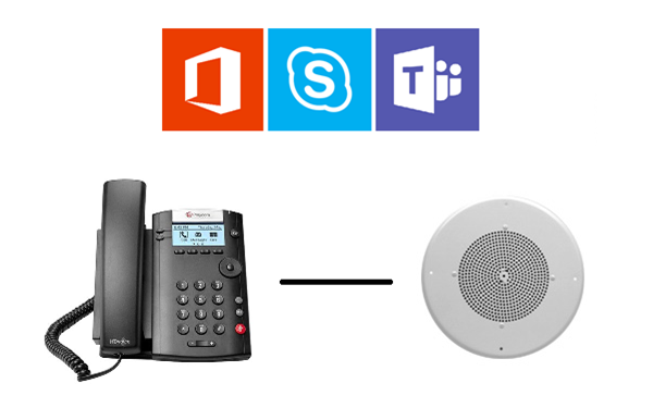 Matt landis windows pbx uc report this blog outlines the steps to use a polycom vvx ip phone as a native office 365 phone system interface to an overhead paging system fandeluxe Images
