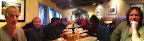 Dinner with the Crew in Santa Fe, NM. Journey On