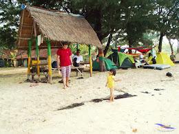 family trip pulau pari 090716 Fuji 133