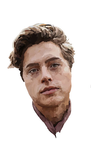 Cole Sprouse made with Sketches