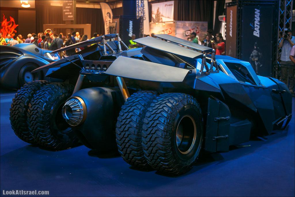 Automotor 2013. Автомобили из кинофильмов | LookAtIsrael.com - Фотографии Израиля и не только...