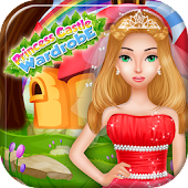 Princess Castle Wardrobe