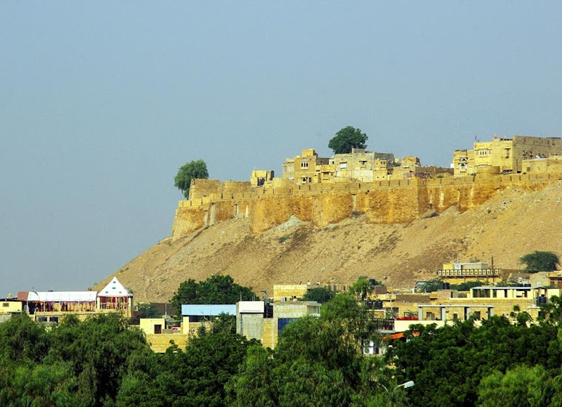 Rajasthan's Jaisalmer Fort - Best Forts in India