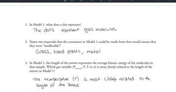 Gas Variables Worksheet Answers - Worksheet List