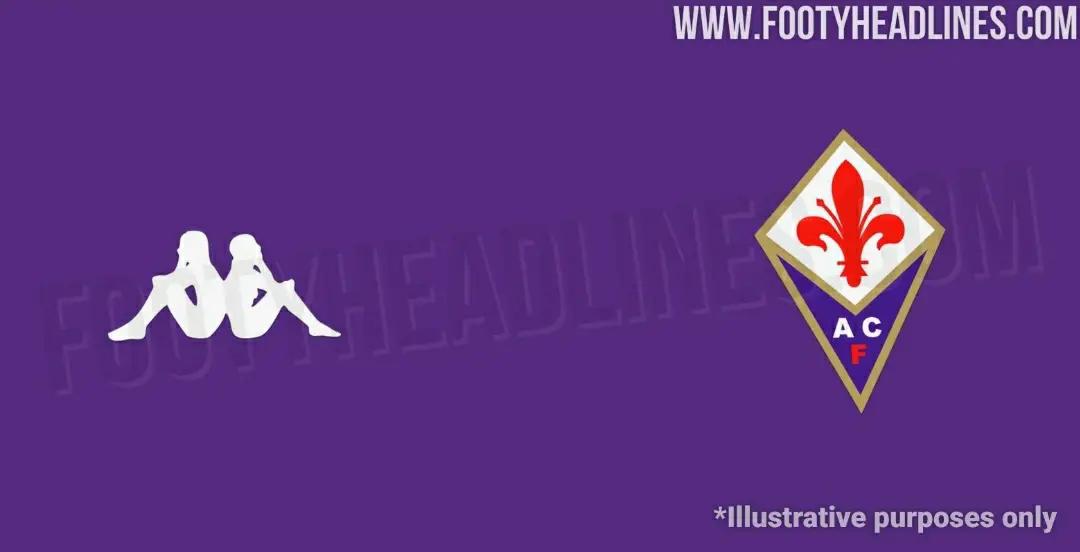 gambar desain jersey fiorentina musim 2020-2021