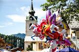 22ème Festival des Vins à Notre Dame de  Bellecombe  ©Office de Tourisme du Val d'Arly