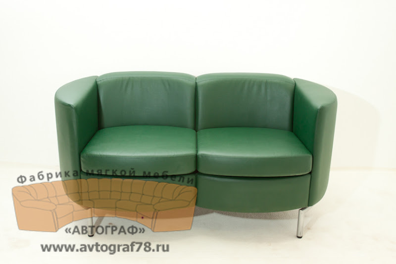 Рондо диван зеленый. Цена 18000 руб.