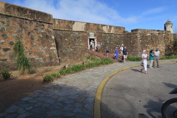 Santa Rosa Entrance