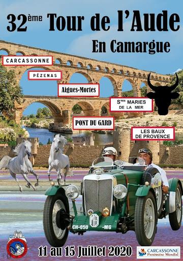 Tour de l'Aude du 11 au 15 juillet 2021