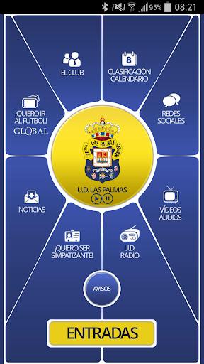 UD Las Palmas screenshot 1