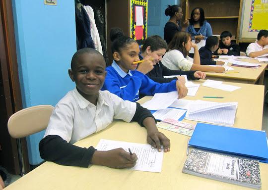 Bronx Park Middle School - insideschools.org