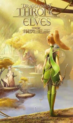 Dragon Nest 2- Throne of Elves -  Tinh Linh Vương Tọa