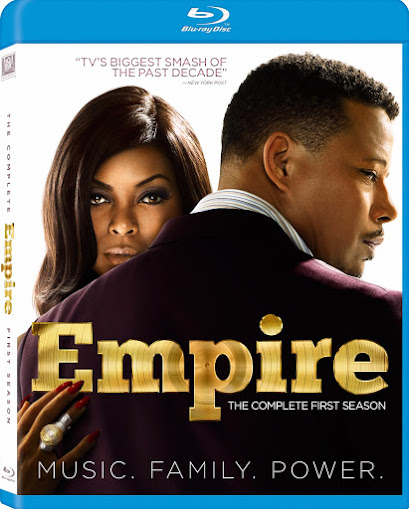 Empire – Temporada 1 [3xBD25]