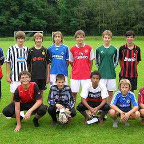 05.09.2008 C1-Jugend: Training mit Michael Latz