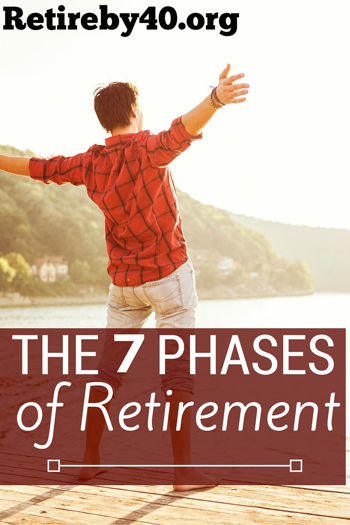 7 Phases of retirement