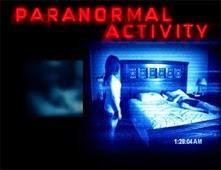 سلسلة افلام الرعب Paranormal Activity