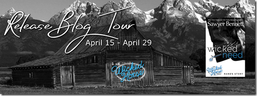Wicked Need blog tour