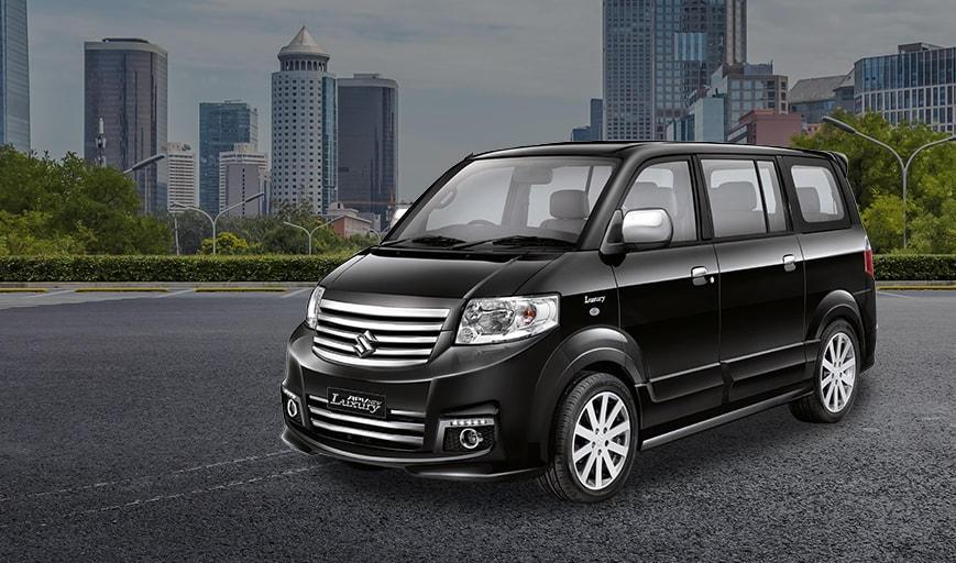 Fitur Unggulan Suzuki APV yang Jadi Incaran Keluarga
