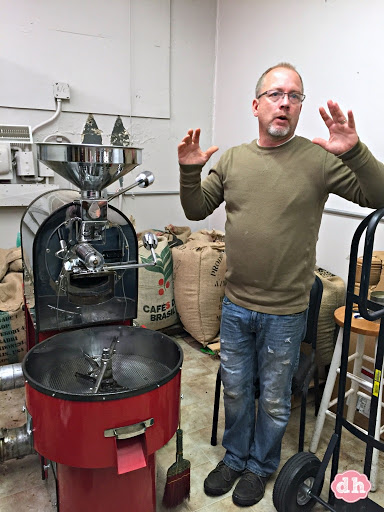 Aromas Coffee, Charles City, Iowa. From Midwest Travel Experts On 50 Best Coffee Roasters You Need to Know