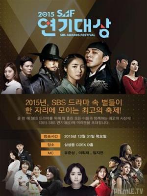 Phim Lễ Trao Giải SBS - Sbs Drama Awards (2015)