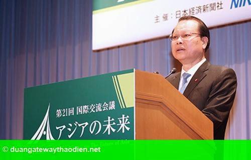Hình 1: Phó thủ tướng: Năng lực cạnh tranh Việt Nam sẽ thuộc hàng dẫn đầu ASEAN