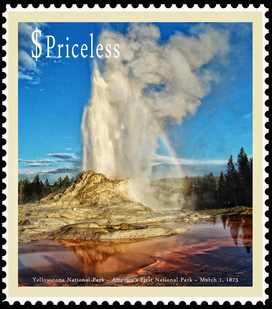 """Celebrate Our National Parks"" by Ardythe Wendt - 3d place Digital Special ""A"""